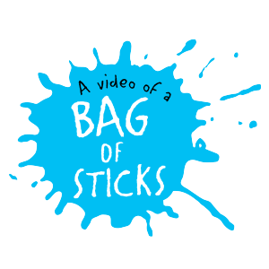A Video of a Bag of Sticks